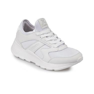 Kinetix Kugar W 9Pr Beyaz Kadın Sneaker Ayakkabı Beyaz